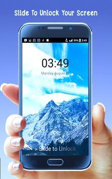 Lock Screen-Iphon Lock apk screenshot