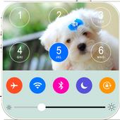 Puppy Pin Screen Lock icon