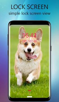 Puppy Pin Screen Lock apk screenshot