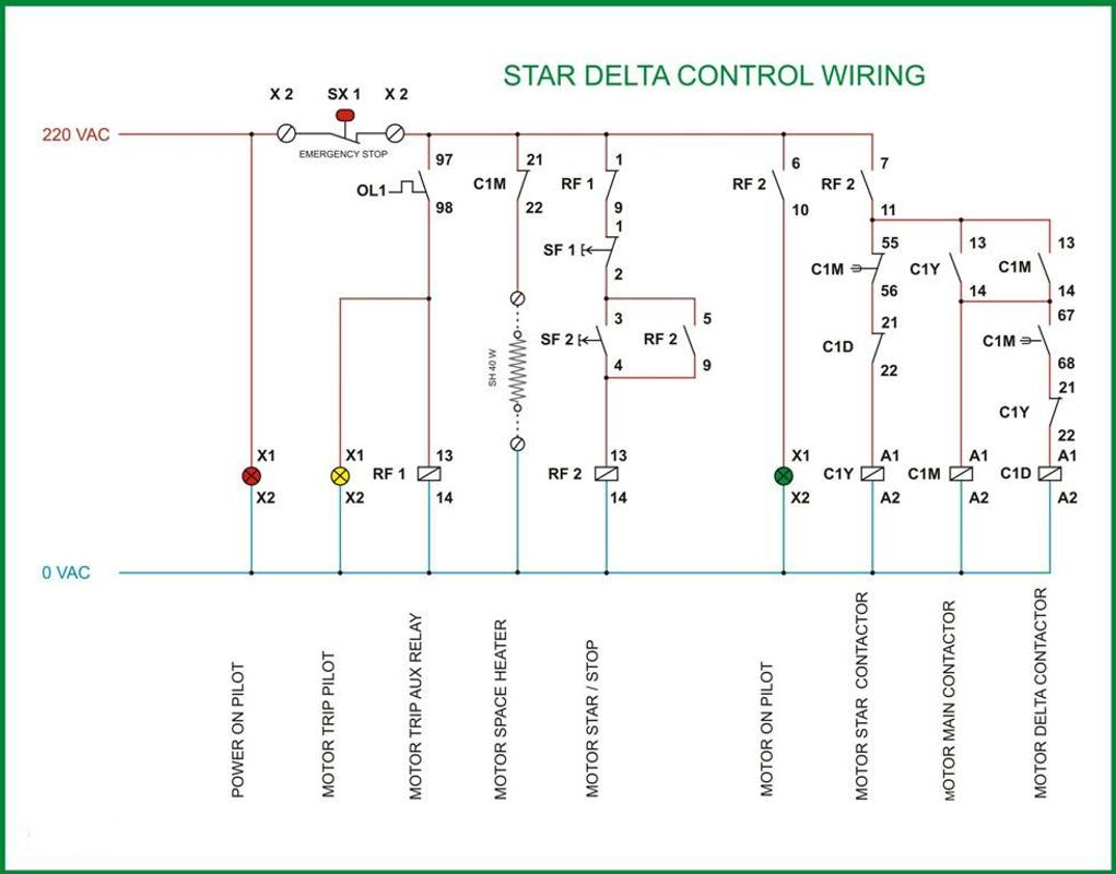 Star Delta Starter Control Diagram Electrical For Android Apk Download 1 Wiring Screenshot 3
