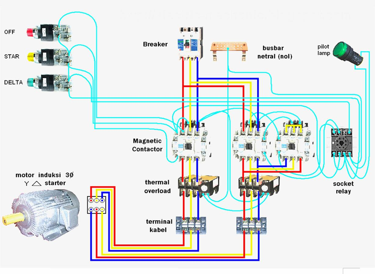 Star Delta Wiring Diagram for Android - APK Download