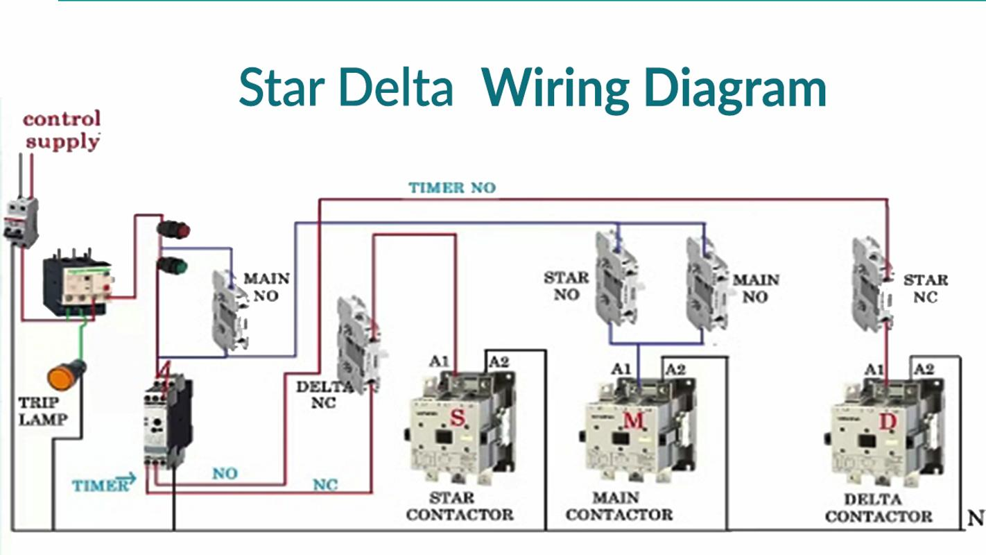 Star Delta Wiring Diagram For Android Apk Download 3