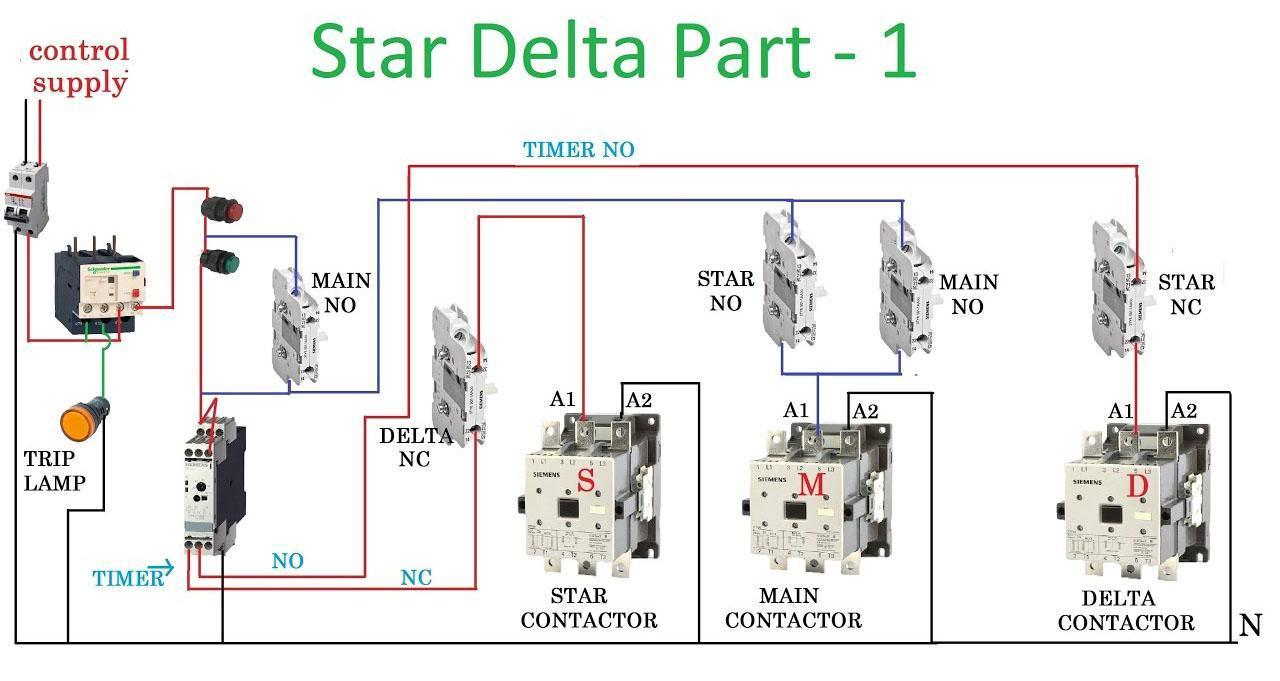 24ad9 wiring diagram of star delta motor starter | wiring resources  wiring resources