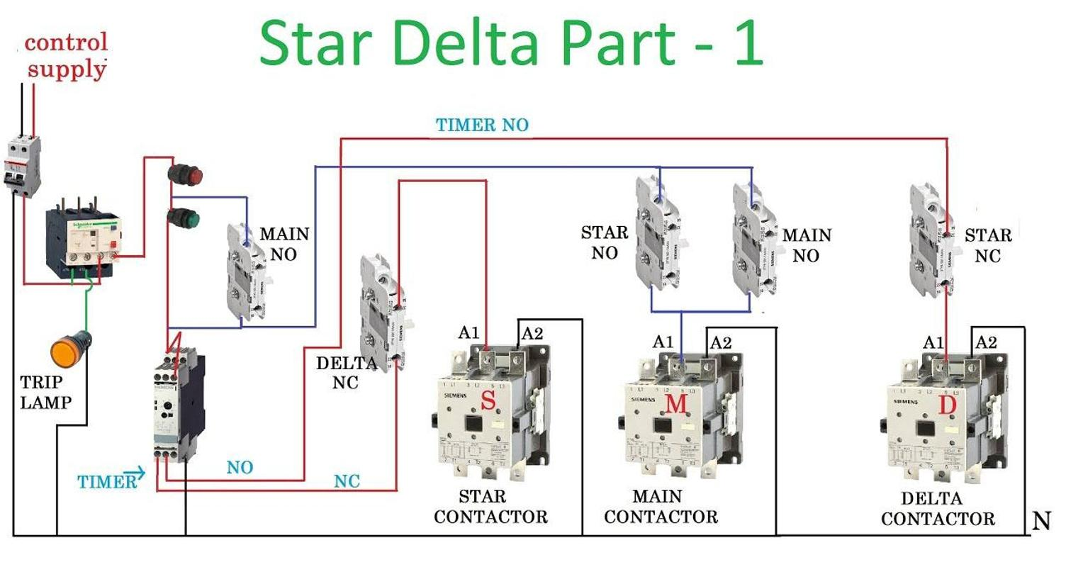 Maxresdefault also Forward Reverse Ac Motor Control furthermore Maxresdefault likewise Star Delta Starter Control Diagram Electrical further Screen   H   Fakeurl   Type. on star delta motor connection diagram