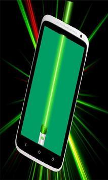 Laser Flash Light Prank poster