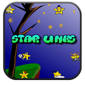 Star Faces Links Game icon