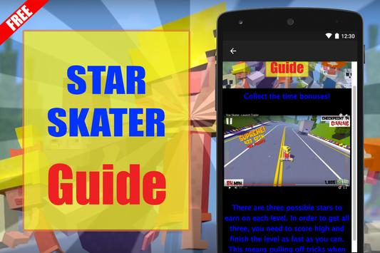 Guide for Star Skater apk screenshot