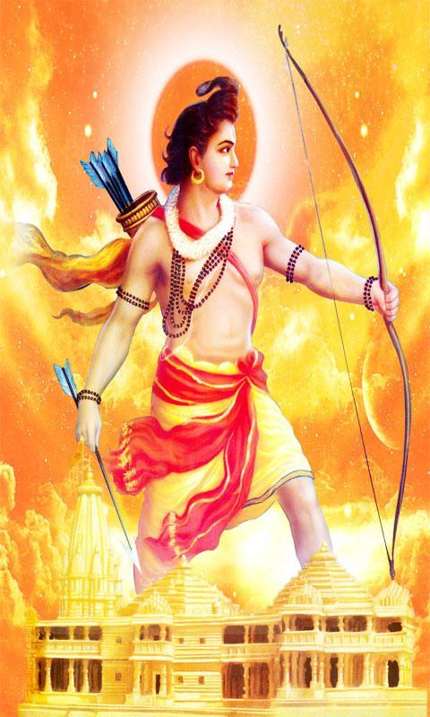 Jai Sri Ram Live Wallpaper For Android Apk Download