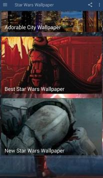 Star Wars Wallpaper screenshot 1