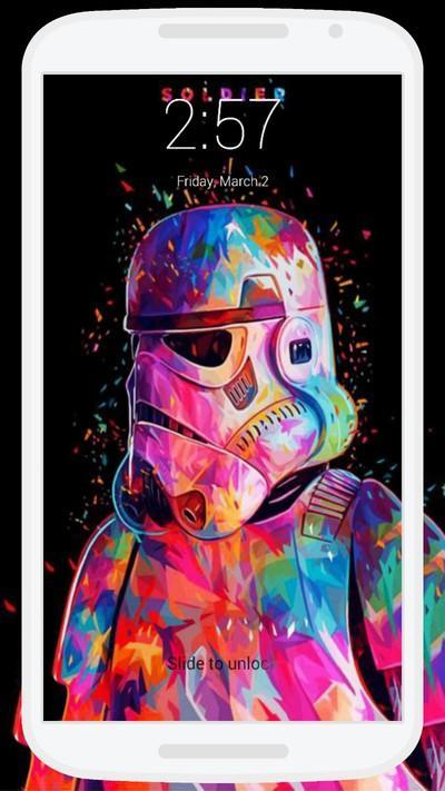 Star Wars Lock Screen For Android Apk Download