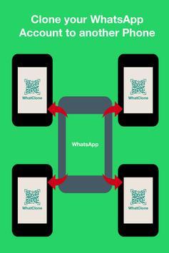WA Clone (WhatClone - Clone WhatsApp Account) poster