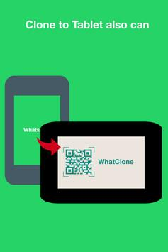 WA Clone (WhatClone - Clone WhatsApp Account) screenshot 1