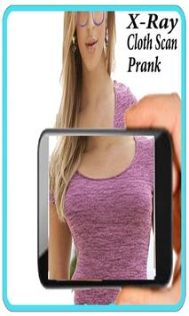 X Ray Cloth Scan Camera Prank apk screenshot