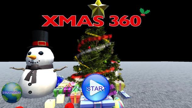 Xmas360AR poster