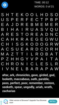 Bible Word Search screenshot 3