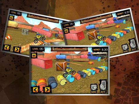 Trials Gold 3D apk screenshot