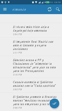 Mundo Noticias screenshot 5