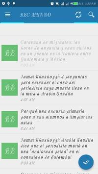 Mundo Noticias screenshot 1