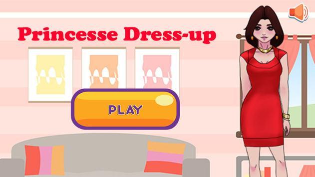 Princesse Dress-up poster