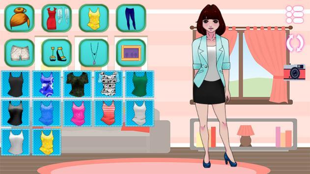 Princesse Dress-up screenshot 6