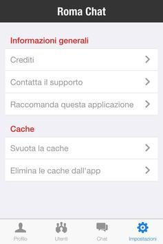 Roma Chat screenshot 3
