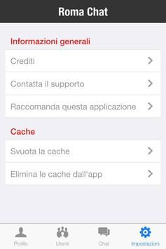 Roma Chat screenshot 20