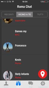 Roma Chat screenshot 5