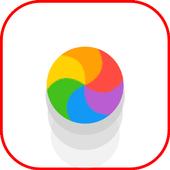 Color Jump icon
