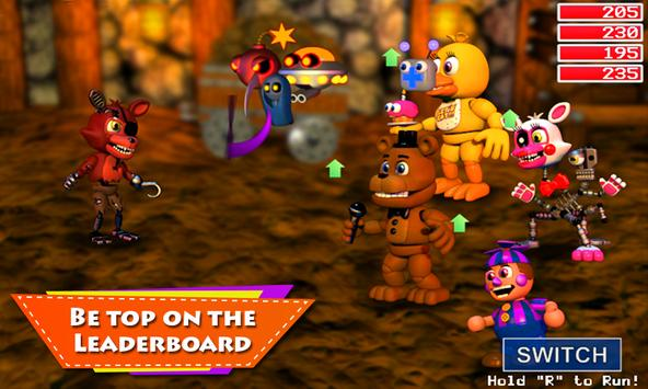 New FNAF -Five Nights At Freddy's- World Tips poster