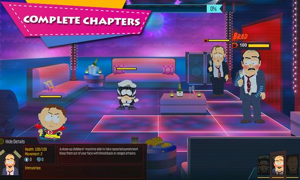 New South Park: The Fractured But Whole Tips apk screenshot