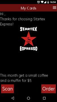 Startex Espresso screenshot 1