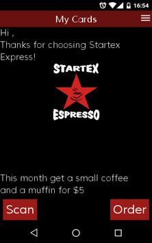 Startex Espresso apk screenshot