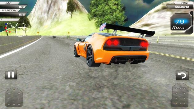 Extreme Car Drive Simulator 3D poster