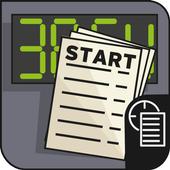 Start List icon