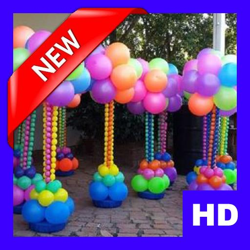 Birthday Balloon Decoration Hd For Android Apk