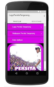 Lagu Persita Tangerang Lengkap poster