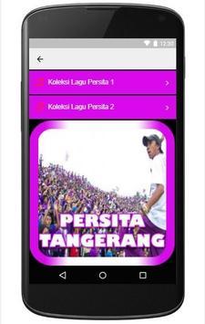 Lagu Persita Tangerang Lengkap apk screenshot