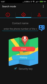 Tracking by phone number without internet for Android - APK