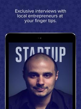 Startup Bahrain (old) poster