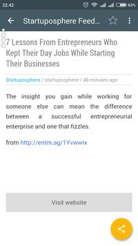 Startuposphere apk screenshot
