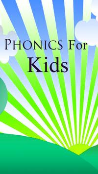 ABC Jolly Phonics Sounds poster
