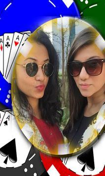 Poker Photo Frame Wallpaper screenshot 2