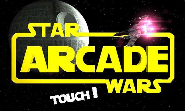Star Wars ARCADE BETA poster
