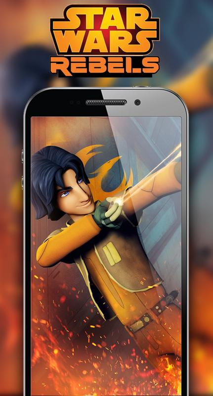 Star Wars Rebels Hd Wallpaper For Android Apk Download