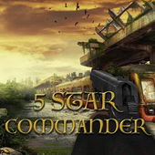5 Star Commander - FPS Shooter icon