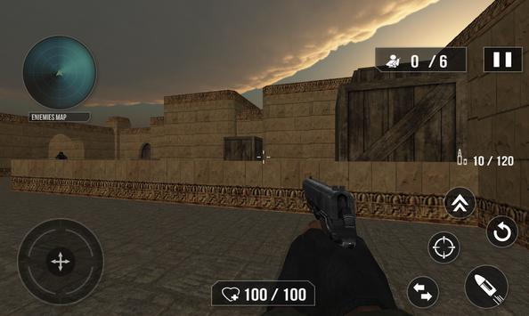 5 Star Commander - FPS Shooter apk screenshot