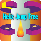 Helix Jump Free icon