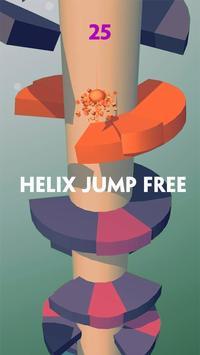 Helix Jump Free screenshot 1
