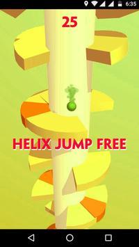 Helix Jump Free screenshot 2