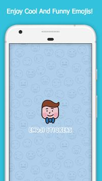 Cute Emoji Sticker Photo Editor poster
